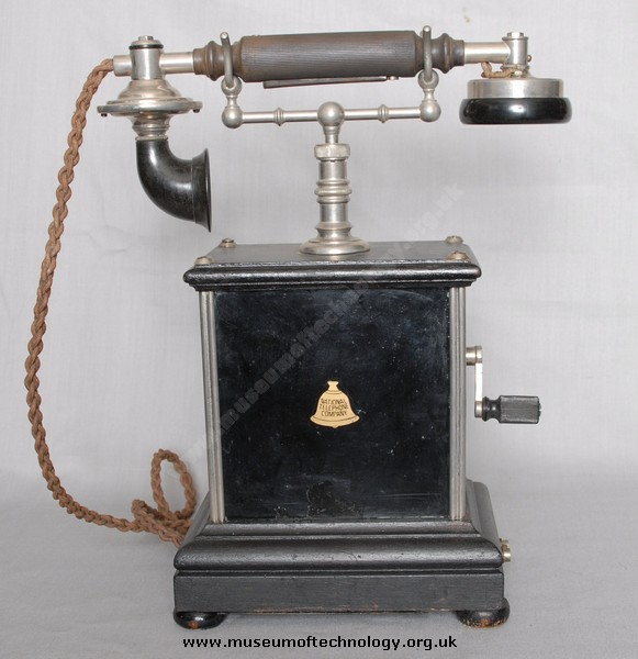 TMC PILLAR TELEPHONE, 1920's