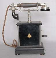 Image of TMC PILLAR TELEPHONE, 1920's