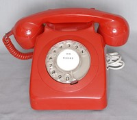 Image of GPO TELEPHONE 746F, 1960's