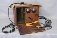 Image of WWII  ROC (ROYAL OBSERVER CORPS) OBSERVATION TELEPHONE