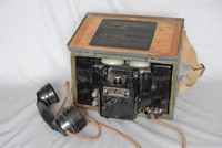 Image of WWII  FIELD TELEPHONE TYPE 'F' Mk2