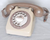 Image of GPO TELEPHONE  706, 1960's