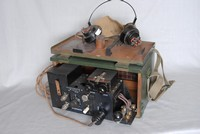 Image of WWII FULLERPHONE MK 4 FIELD TELEPHONE, 1943