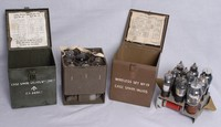 Image of WWII SPARE VALVE KITS  FOR WIRELESS SET 19