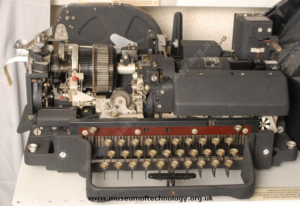 CREED TELEGRAM TELEPRINTER  47B, 1950's