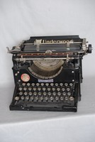Image of UNDERWOOD TYPEWRITER No 5, 1930's