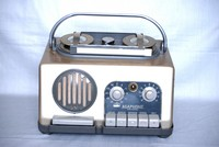 Image of AGAPHONE WIRE RECORDER, 1950's