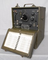 Image of WWII BC221-M WAVEMETER