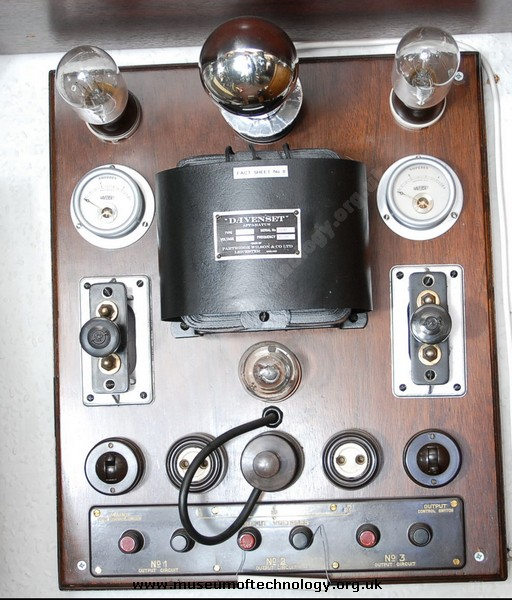 DAVENSET BATTERY CHARGER, 1930's