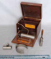 Image of PULVELEC MEDICAL INDUCTION COIL, 1930's