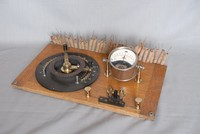 Image of WW1 K SCHALL CONTROL PANEL FOR ELECTROTHERAPY