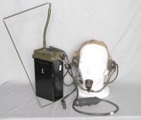 Image of WWII BRITISH WIRELESS SET 88, 1946