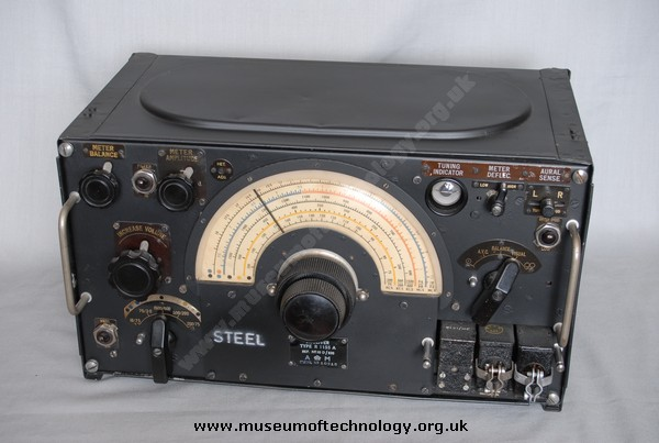WWII  1155 RECEIVER, 1155