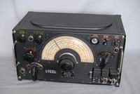 Image of WWII  1155 RECEIVER, 1155