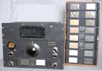 Image of WWII  HRO RECEIVER RACK MOUNTING VERSION