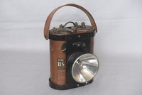 Image of NIGHT WATCHMAN'S  ELECTRIC LAMP, 1930's