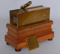 Image of CARPENDIER PUNCH TAPE READER, 1890's