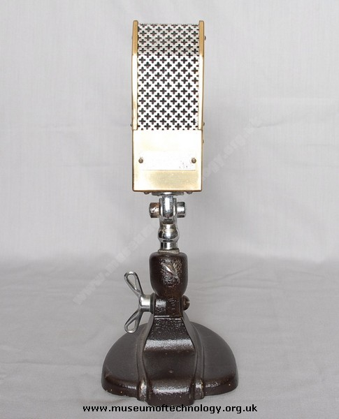 SHAFTESBURY RIBBON MICROPHONE, 1940's