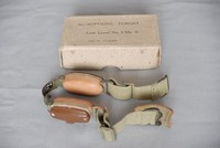 Image of WWII THROAT MICROPHONE No2 MK2