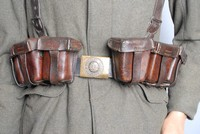Image of WW1 GERMAN CARTRIDGE POUCHES, 1909