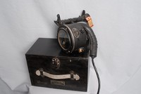 Image of WWII ALDIS SIGNAL LAMP ADMIRALTY PATTERN