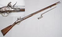 Image of BROWN BESS MUSKET BY KETLAND, 1790