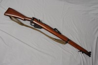 Image of WW1 LEE ENFIELD No1 MK 3*   RIFLE, 1918