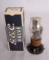 Image of GT1C GEC COLOSSUS VALVE, 1939
