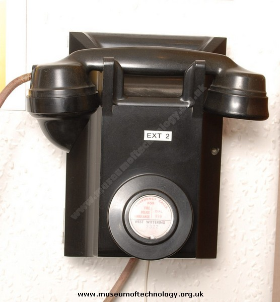 WALL TELEPHONE No 311, 1930's