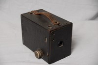 Image of KODAK BOX BROWNIE CAMERA No 2, 1930's
