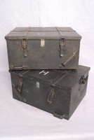Image of WWII PARACHUTE BOXES FOR TYPE 3 Mk 2 B2 SPY SET