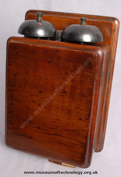 GPO TELEPHONE BELL SET No 41, 1930's