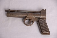 Image of WEBLEY JUNIOR PELLET PISTOL, 1930's