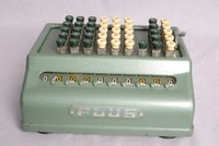 Image of COMPTOMETER CALCULATOR 509/S, 1950's