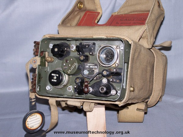 WWII WIRELESS SET No 46, 1941