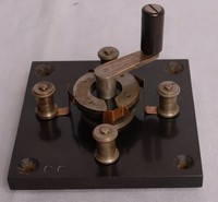 Image of 4 WAY SWITCH WITH CRANK, 1930's