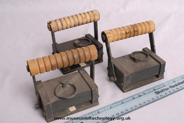 WWII MOORING MAGNETS