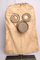 Image of WW1 GERMAN GAS MASK, 1915