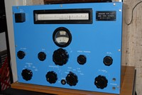 Image of WWII  MARCONI CR 100 RECEIVER (B28)