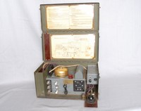Image of WWII  BRITISH ARMY WIRELESS REMOTE CONTROL UNIT TYPE  E