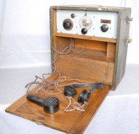 Image of WWII WIRELESS SET No.17 Mk1
