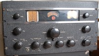 Image of WWII MILITARY RECEIVER RCA AR88