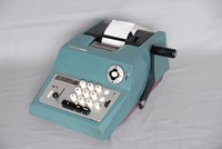 Image of OLIVETTI  MECHANICAL CALCULATOR 'SUMMA PRIMA 20', 1960's