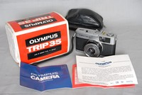 Image of OLYMPUS TRIP 35mm CAMERA, 1984