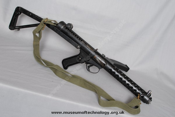 STERLING L2A3 MACHINE GUN Mk4, 1950's