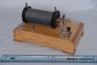 Image of 5 INCH INDUCTION COIL, 1950's