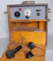 Image of WWII WIRELESS SET No 17 MK 2, 1939