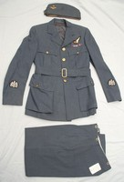 Image of WWII RAF UNIFORM, 1943