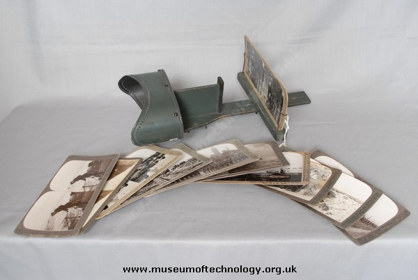 WW1 STEREOSCOPE