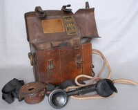 Image of WW1 MARTINS LTD TRENCH PHONE